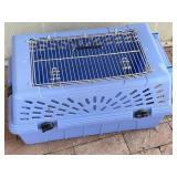Two Door Pet Mate Kennel Crate