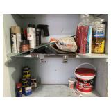 Spray Paint, Lubricant, Stain, Wall Repair, Paint