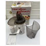 Hamilton Beach Juice Extractor Juicer