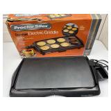 Electric Nonstick Flat Griddle