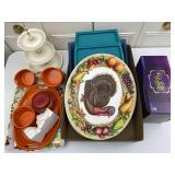Serving Trays, Ceramic Dishes, Candy Dish, Dishes
