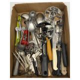 Kitchen Gadgets: Nutcrackers, Wine Openers, Slicer