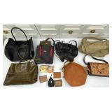 Assorted Purses, Handbags, Wallets