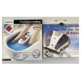 Foot Spa, Foot Reflex Energizer