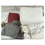 Bedsheets, Linens, Mattress Pad: Queen Size