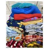 Cotton Flannel Blankets, Throws