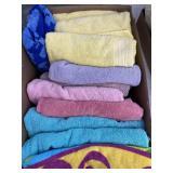 Bath Sheets, Beach Towels
