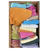 Hand Towels, Washcloths
