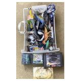 Assorted Toys, Collectibles