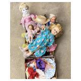 Dolls, Doll Clothes