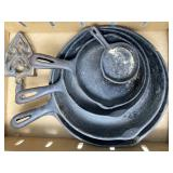 Cast Iron Cookware: Griswold, Wagner, U S A