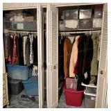Entire Closet Full Of  Women