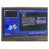 """Samsung 46"""" L E D Smart Tv W/ Remote"""