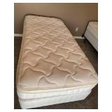 Twin Size Mattress Box Spring And Frame