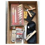 Multi-purpose Plier Tools, X-acto Knives