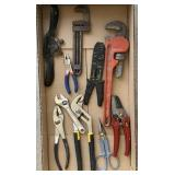 Wrenches, Pliers