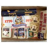 Vintage Americana Collectibles, Baseball Cards