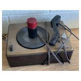 RCA Victor 45 RPM record player