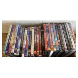 27pc DVD movies