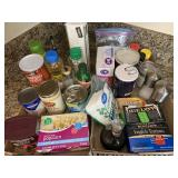 Food Stuffs, Canned Goods, Spices, Condiments