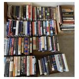 Hardback Books, Novels