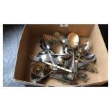 Silver, silverware