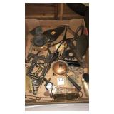 Antique tools and miscellaneous