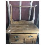 Wishbone dresser