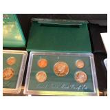 United States mint proof set 1997