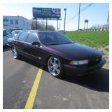 1995 Chevrolet Caprice/Impala SS
