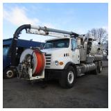 2007 Sterling Vactor Truck