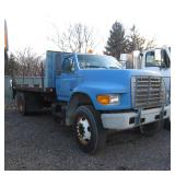 1997 Ford F-800 Stake Truck