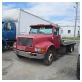 2000 International 4000 Series Flat Bed