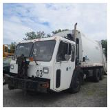 2008 Crane Carrier Garbage Truck