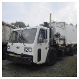 2009 Crane Carrier Garbage Truck