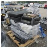 Pallet of Back Seats