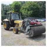 2000 New Holland Turbo 545D