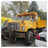 1994 Chevrolet Kodiak Dump Truck