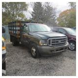 2003 Ford F-350 Stake Truck