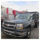 2004 Chevrolet 3500 Stake Truck