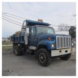 1997 International 2000 Series Dump Truck