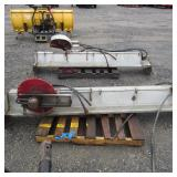 Warren Salt Spreaders Sold Separate