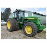 EXCELLENT FARM MACHINERY AUCTION