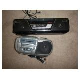 two radios