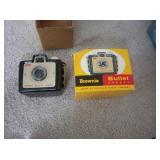 Brownie Bullet camera and box