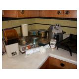food processor, deep fryer and more