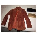 ladies leather jacket size 11
