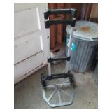small foldable dolly