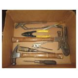 hammers and pliers