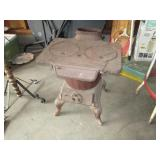 antique Sears wood stove